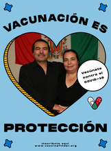 Protection Poster Spanish